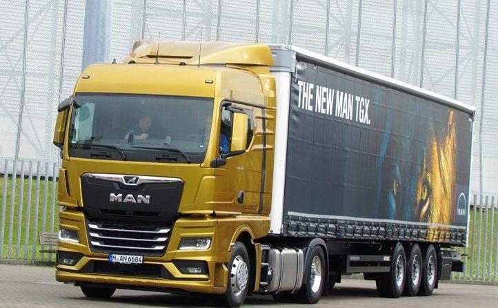 MAN: новое поколение грузовиков